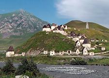 В исследовательском мире сообщили о феномене «Города мертвых» в Северной Осетии
