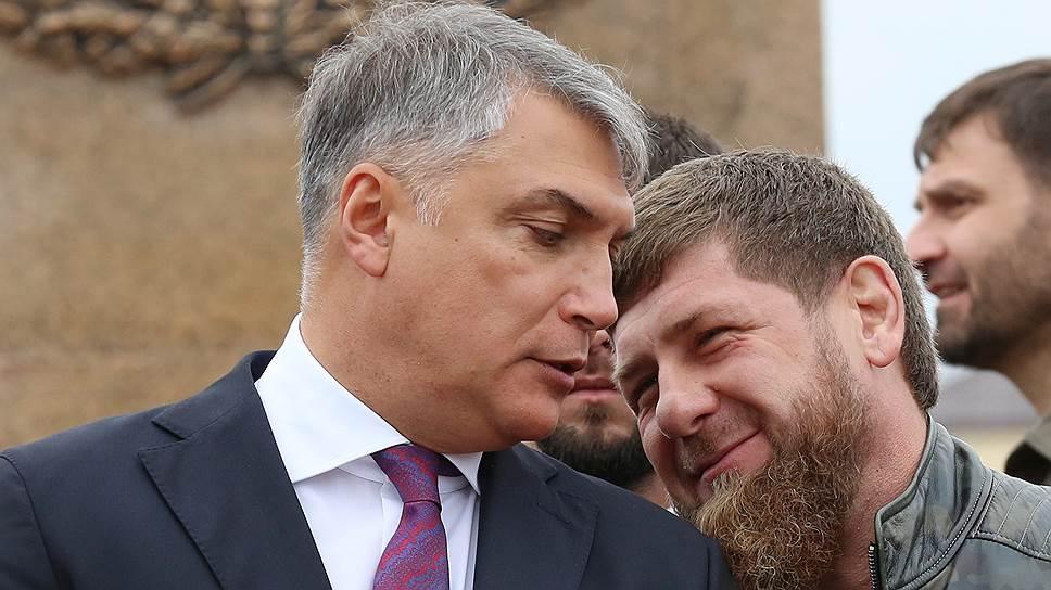 Северная Осетия стоит за блокпост