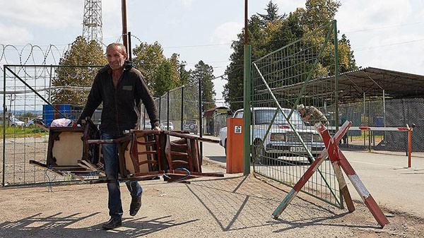 У России и Грузии открываются виды на коридоры