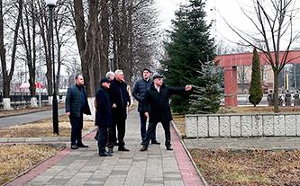 Аллея Славы во Владикавказе будет реконструирована ко Дню Победы